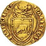 CALLISTO III  (1455-1458)  Ducato papale, ...