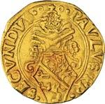 PAOLO II  (1464-1471)  Ducato papale, Roma.  ...