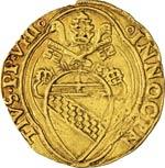 INNOCENZO VIII  (1484-1492)  Ducato papale, ...