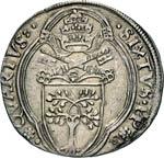 SISTO IV  (1471-1484)  Grosso, Roma.  D/ ...