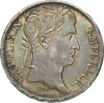 FRANCIA  NAPOLEONE I  (1804-1814)  5 Franchi ...