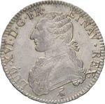 FRANCIA  LUIGI XVI  (1774-1793)  Scudo 1789 ...