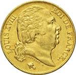 FRANCIA  LUIGI XVIII  (1815-1824)  20 ...