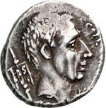 COELIA - C. Coelius Caldus  (51 a.C.)  ...