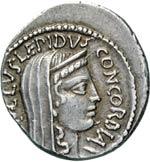 AEMILIA - L. Aemilius Lepidus Paullus  (62 ...
