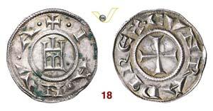 GENOVA  REPUBBLICA  (1189-1339)  Grosso da ...