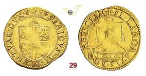 MANTOVA  FEDERICO II GONZAGA  (1519-1540)  ...