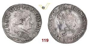 - CLEMENTE VII  (1523-1534)  Giulio, ...