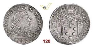 - CLEMENTE VII  (1523-1534)  Giulio, Parma. ...
