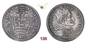 - INNOCENZO XI  (1676-1689)  Giulio A. III, ...