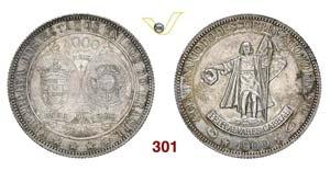 BRASILE - REPUBBLICA  (1889-...)  4000 Reis ...