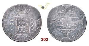 BRITISH HONDURAS (Belize) - 960 Reis 1816 ...