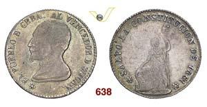 ARGENTINA  LA RIOJA -   Medaglia 1861 per la ...
