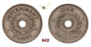 AUSTRALIA - Shilling s.d. (1943)   Kr. Tn.3  ...