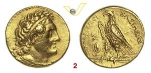 EGITTO  TOLOMEO II  (305-283 a.C.)  ...