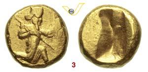 LIDIA  DARIO I - XERSES II  (485-420 a.C.)  ...