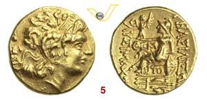 TRACIA  LISIMACO  (306-281 a.C.)  Statere ...