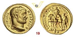 MASSIMIANO ERCOLE  (286-305, 307-308, 310) ...