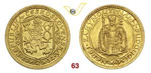 CECOSLOVACCHIA  REPUBBLICA  (1918-1939)  2 ...