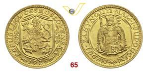 CECOSLOVACCHIA  REPUBBLICA  (1918-1939)  1 ...