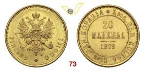 FINLANDIA  ALESSANDRO II  (1855-1881)  20 ...