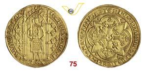 FRANCIA  CARLO V IL SAGGIO  (1364-1380)  ...