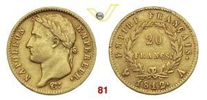 FRANCIA  NAPOLEONE I  (1804-1815)  20 ...