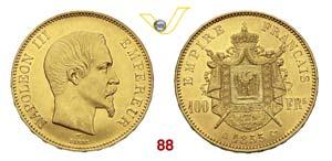 FRANCIA  NAPOLEONE III  (1852-1870)  100 ...