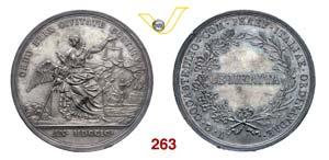 BRESCIA      Medaglia 1799 in onore di Luigi ...