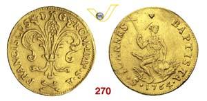 FIRENZE  FRANCESCO II DI LORENA  (1737-1765) ...