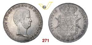 FIRENZE  LEOPOLDO II DI LORENA  (1824-1859)  ...