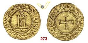 GENOVA  DOGI BIENNALI, I fase  (1528-1544)  ...