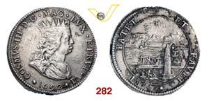 LIVORNO  COSIMO III DE MEDICI  (1670-1723)  ...