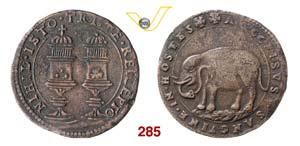 MANTOVA  VINCENZO GONZAGA  (1627)  Soldo con ...