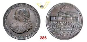 MANTOVA  MARIA TERESA  (1740-1780)  Med. ...