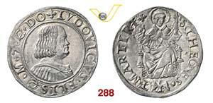 MESSERANO  LUDOVICO II FIESCHI  (1528-1532)  ...