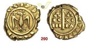 MESSINA  FEDERICO II  (1197-1250)  Multiplo ...