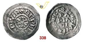 PAVIA  BERENGARIO I, Re dItalia  (888-915)  ...