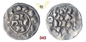 PAVIA  ENRICO II DI FRANCONIA, Imperatore e ...