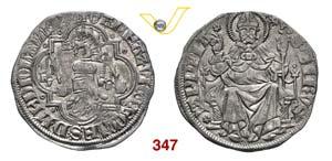 PAVIA  GALEAZZO II VISCONTI  (1359-1378)  ...
