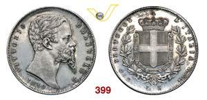 VITTORIO EMANUELE II, Re Eletto  (1859-1861) ...