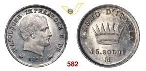 NAPOLEONE I, Imperatore  (1804-1814)  15 ...