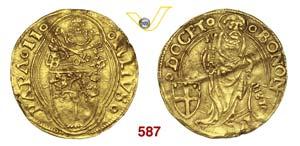 GIULIO II  (1503-1513)  Ducato papale, ...
