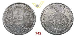 AUSTRIA - Salisburgo  SIGISMONDO III  ...