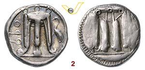 BRUTTIUM - Croton    (480-430 a.C.)  ...