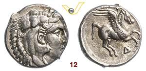 ILLYRIA - Dyrrachium    (275-270 a.C.)  ...