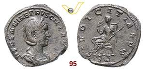 ERENNIA ETRUSCILLA  (moglie di Traiano ...