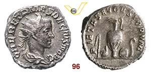 ERENNIO ETRUSCO, Cesare  (250-251)  ...