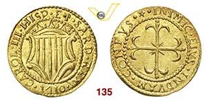CAGLIARI  CARLO III  (1708-1711)  Scudo ...