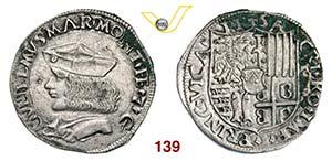 CASALE  GUGLIELMO PALEOLOGO  (1494-1518)  ...